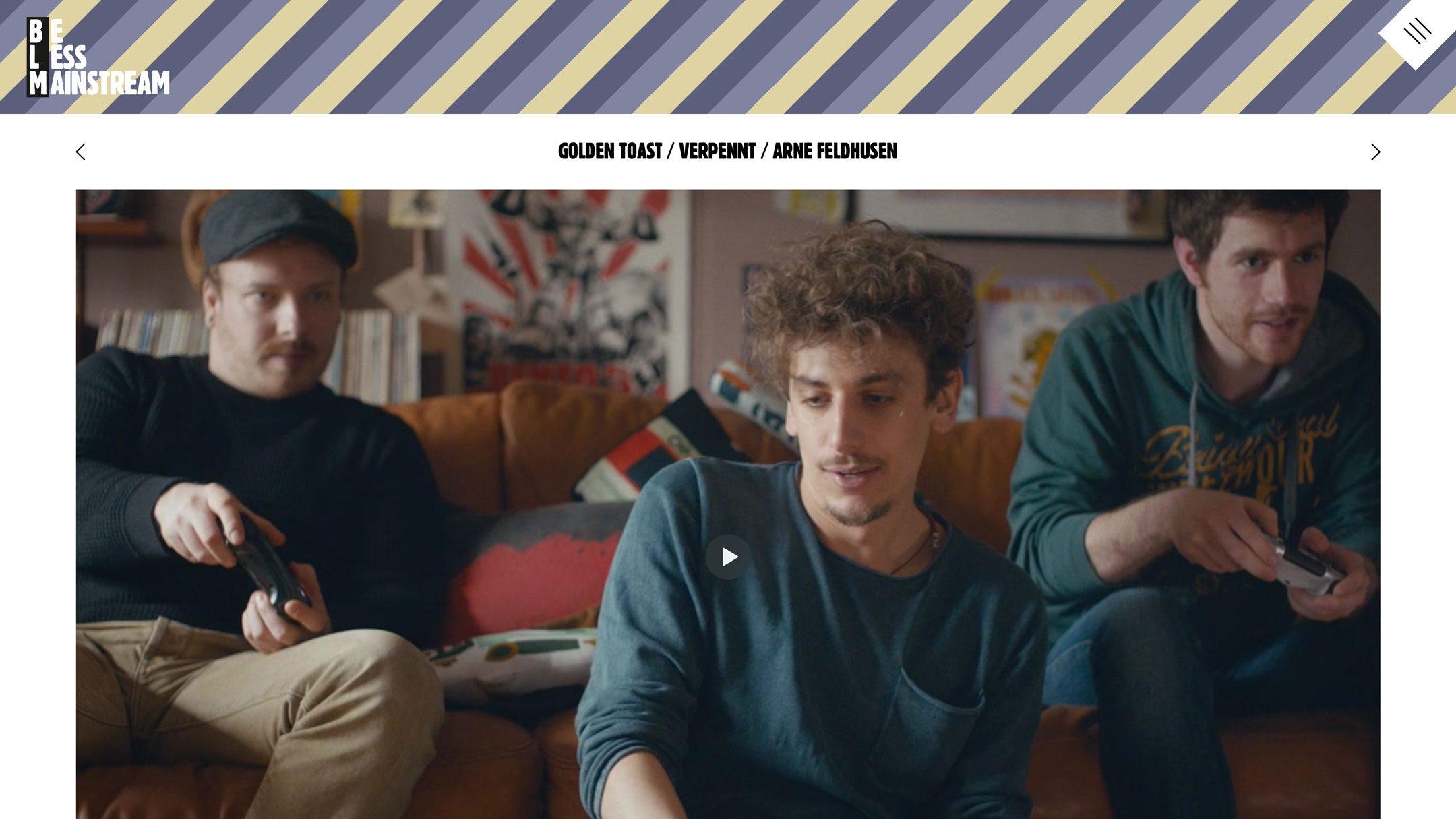 BLM Film Website
